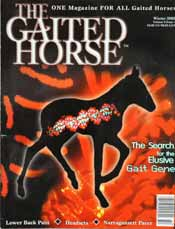 The Gaited Horse Magazine - Winter 2005