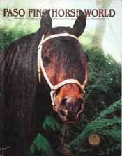 Paso Fino Horse World Magazine - May 2005