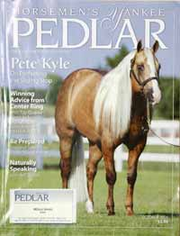 The Horsemen's Yankee Pedlar Magazine - Oct 2005
